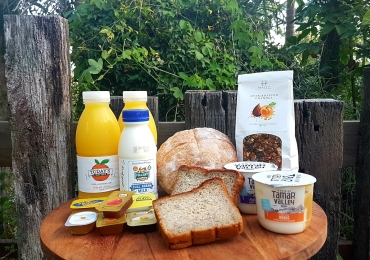 Continental Breakfast Hamper